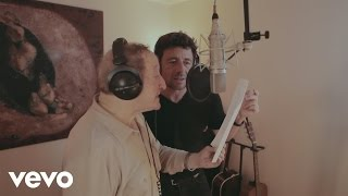 Idir en duo avec Patrick Bruel - Les larmes de leurs pères (interview en studio)