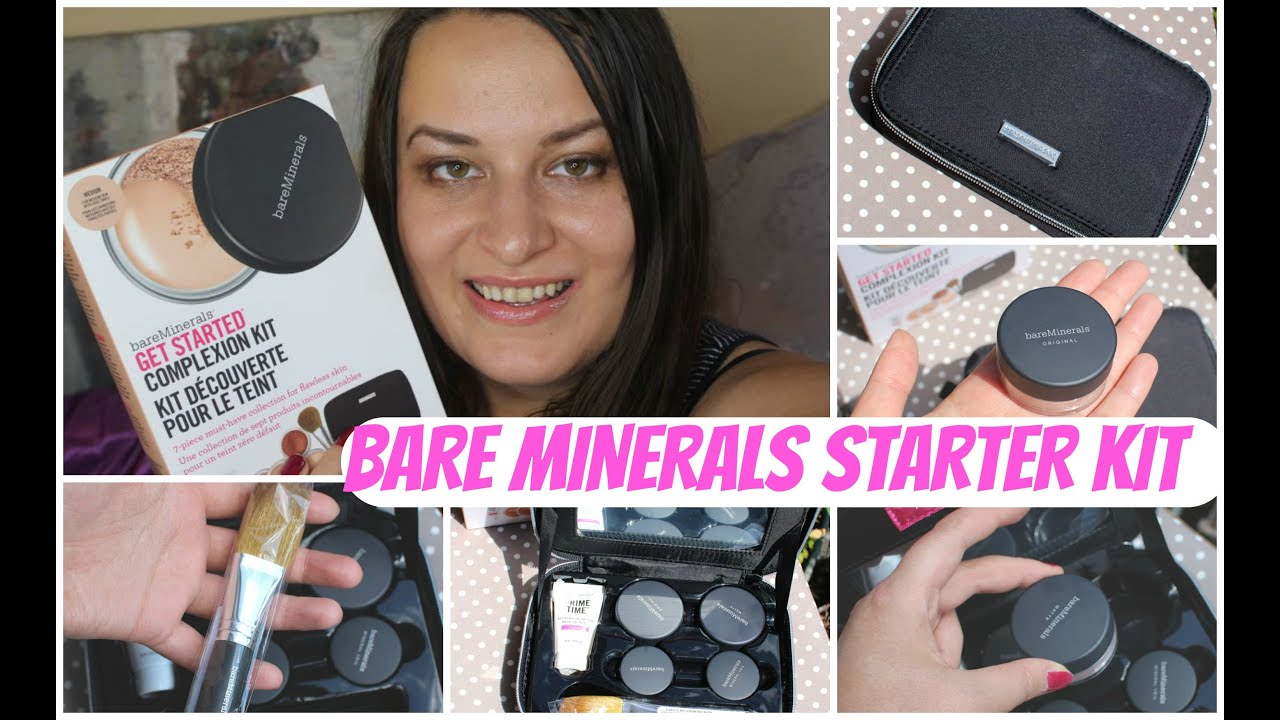 Bareminerals Get Started Kit From Sephora Youtube