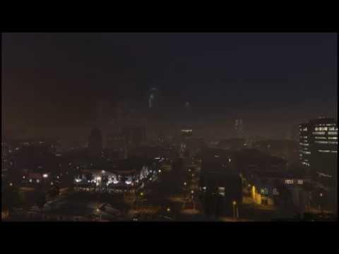 Storm Over 1 (Los Santos, Export test)