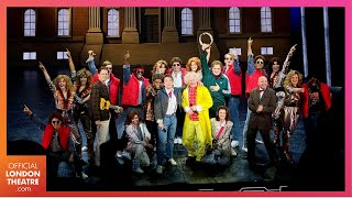 Back To The Future The Musical: Opening Night Curtain Calls & Speeches