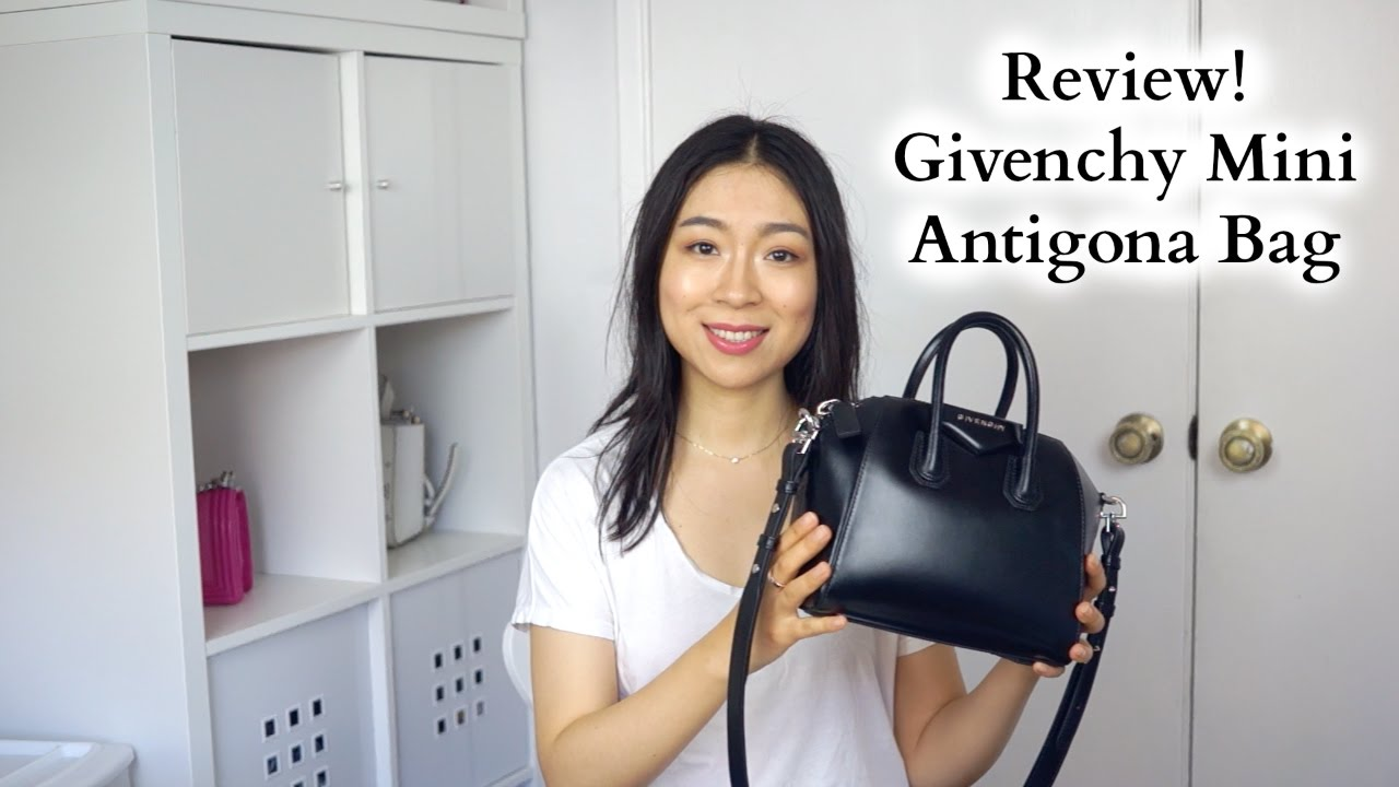 Givenchy Mini Antigona Bag Review