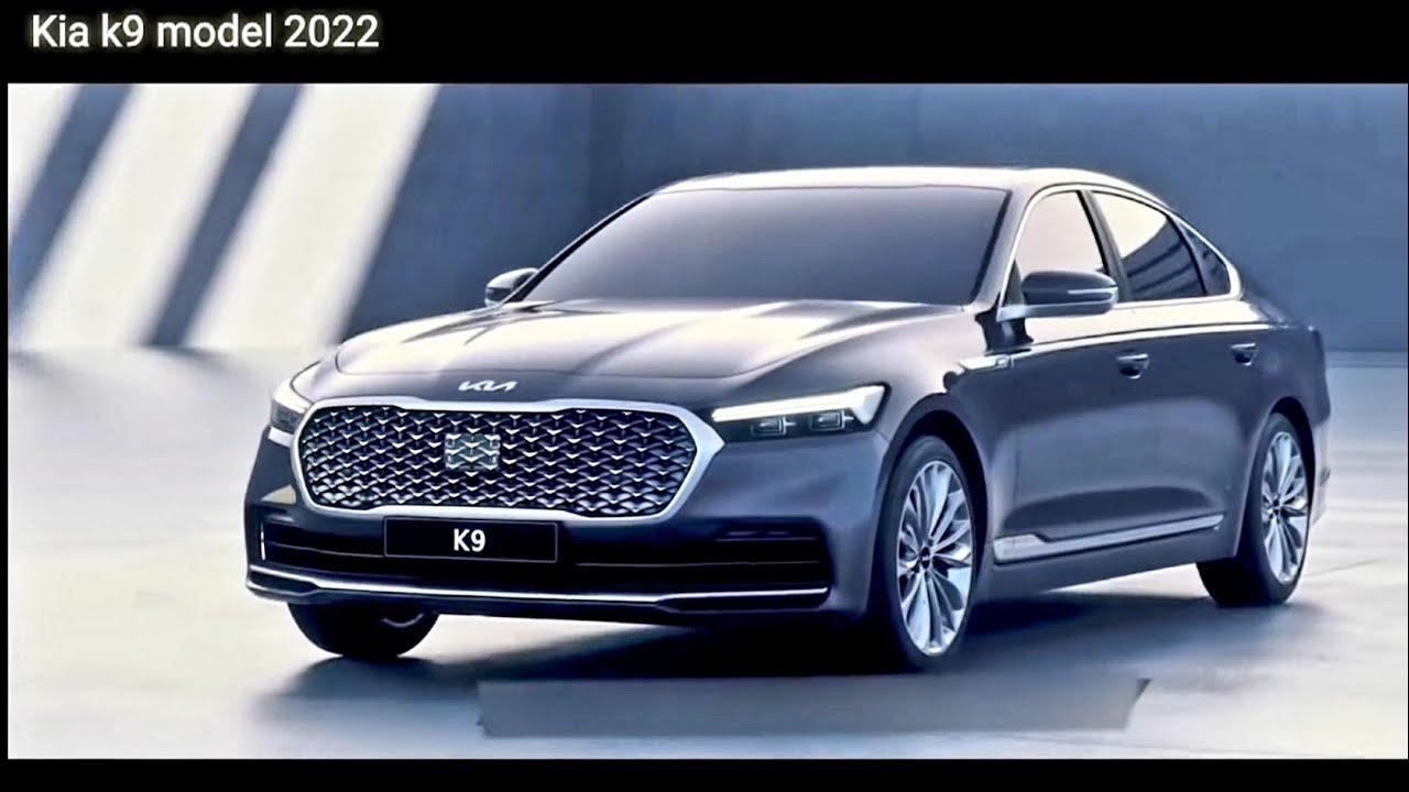 2022 كيا k9 مستوي اخر من الرفاهية التفاصيل الداخلية والخارجية وتجربة القيادة