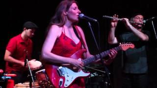 LATIN JAZZ Samba Fusion TAMARA STEGMAYER - Kristina - en vivo en La Oreja Negra Lucho Herrera