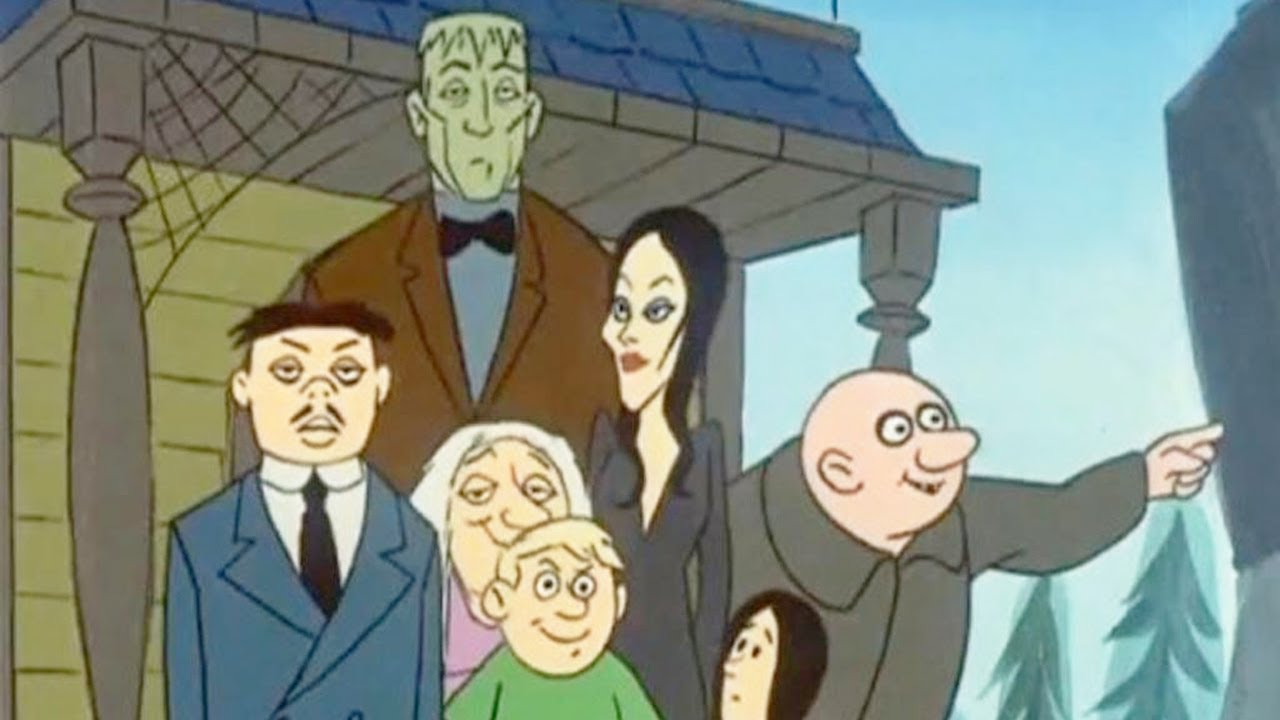ADDAMS FAMILY To Get A...
