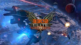 3302 Elite Dangerous - Alien Hunting, CCN, Ship Transfer Issues