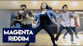 Magenta Riddim | The Crew Dance Company Choreography | Dance Workshop