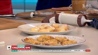 Рецепт сирного печива та печива з печених яблук до Дня святого Миколая