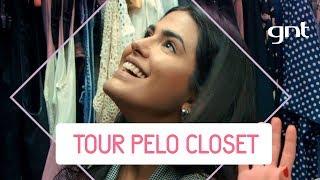 Tour pelo Closet da MARAVILHOSA Antônia Morais | Desengaveta | Fernanda Paes Leme