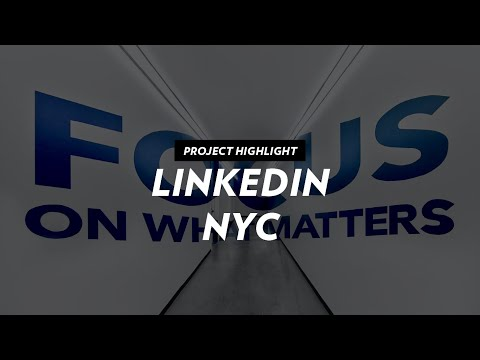 LinkedIn New York by IA Interior Architects