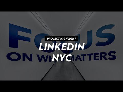 LinkedIn New York by IA Interior Architects