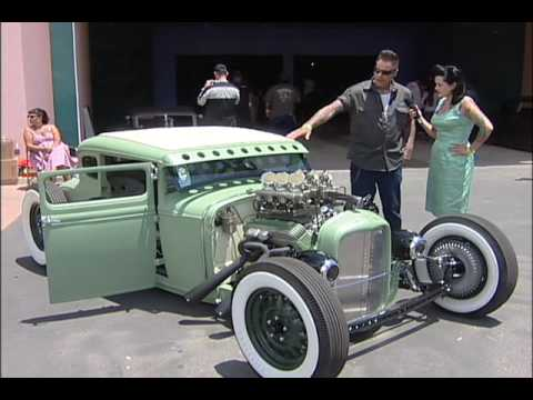 voodoo larry and his 1931 ford model a youtube. Black Bedroom Furniture Sets. Home Design Ideas