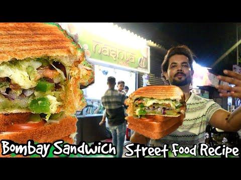 Download How to make Mumbai Sandwich   Bombay Sandwich & Chutney Street Food Recipe   My Kind of Productions