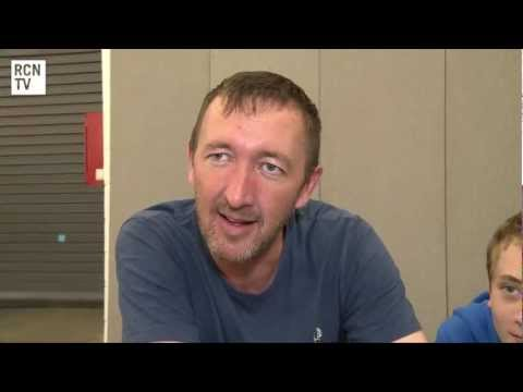 Game of Thrones, The Office & Harry Potter - Ralph Ineson Interview ...