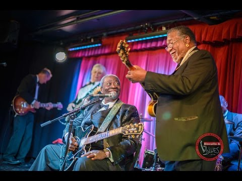 BB King Tribute with Big Daddy Cade and Charles Tuna Dennis at Biscuits and Blues