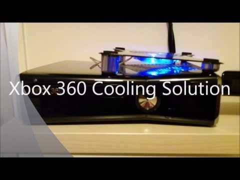 Xbox 360 Cooling Solution