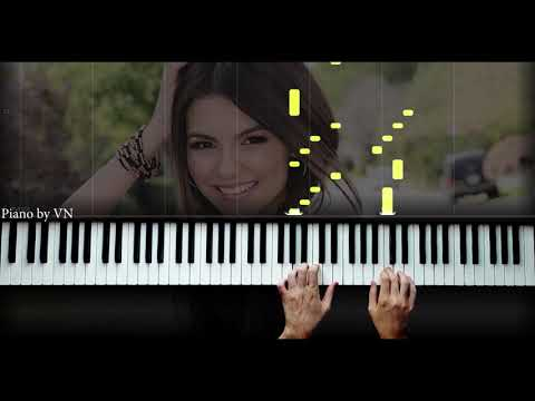 Esmer Kız Duygusal Piano Müziği - Relax Piano