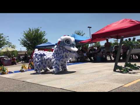 Colorado Lion Dance Competition 2017: Southern-Sea Dragon and Lion Dance Association