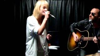 "Metric ""Front Row"" live & acoustic from the WFCU Centre in Windsor"