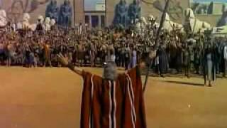 The Ten Commandments - Movie Trailer 1