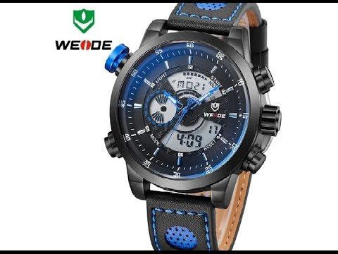 Купить часы weide вейде. Мужские и женские часы. Скидки от 10 до 70%!. Доставка!