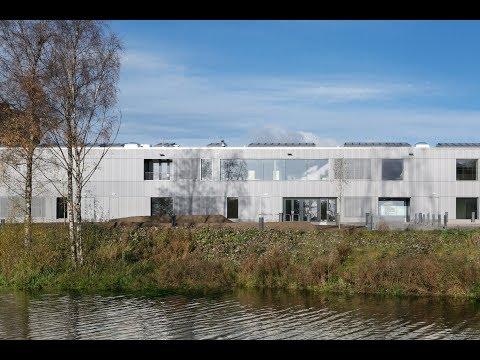Rockvilla – National Theatre of Scotland HQ   Hoskins Architects