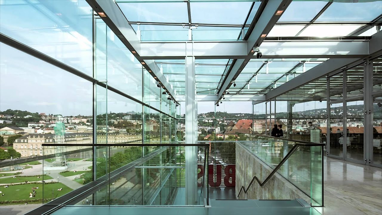 hascher jehle architektur kunstmuseum stuttgart youtube