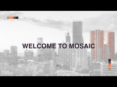 Mosaic | Erwin McManus | Strength