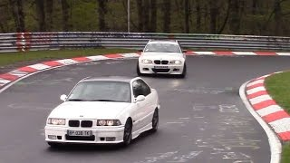 Nürburgring Crash, Sounds & Cars on Limit Nordschleife Touristenfahrten 22-23.04.2016