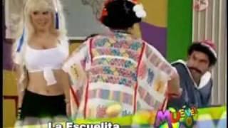 Repeat youtube video Parodia La Escuelita