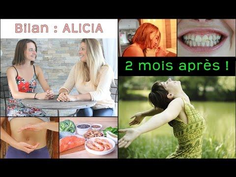 [Témoignage] Bilan 2 mois , Alicia 19 ans ( ancienne frugivore - crudivore - vegan)