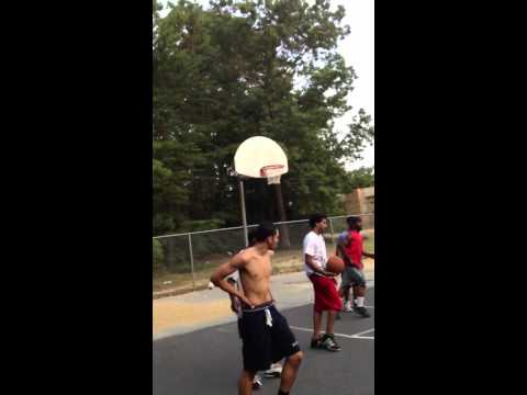 Rieck Ave basketball 2