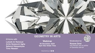 @Home with ... Geometry in Arts