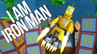 Uncontrollable Robot Man #LDJAM - Indie Freebie!