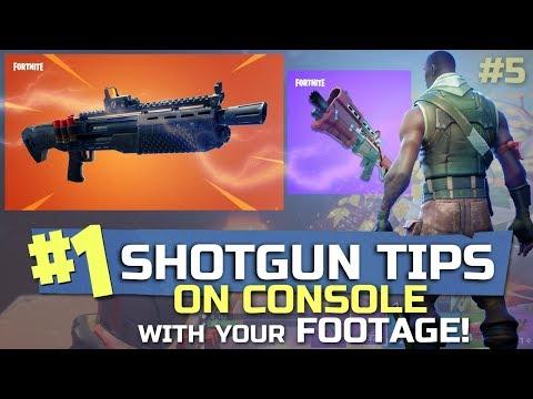 5 SHOTGUN TIPS To Win MORE 1v1 Gunfights In Fortnite!
