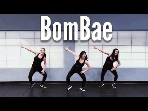 BOMBAE | Fuse ODG X Zack Knight X Badshah | BOLLYX | Bollywood Workout