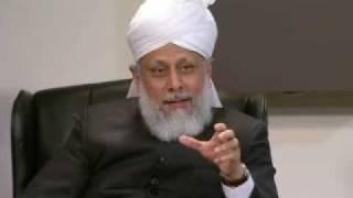 Gulshan-e-Waqfe Nau (Khuddam) Class: 6th December 2009 - Part 6 (Urdu)