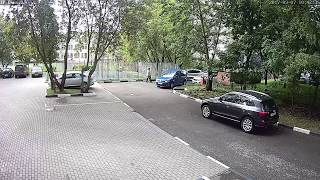 Пример видеозаписи с IP-камеры Link-SD37W-8G