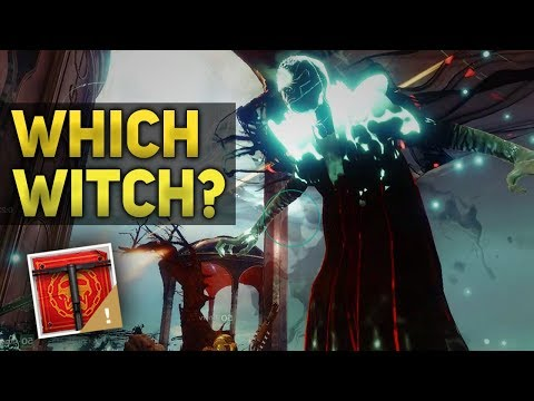 """Which Witch"" Challenge Guide - Shuro Chi - Destiny 2 Forsaken"