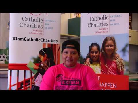 Catholic Charities Youth Club at St. Francis of Assisi
