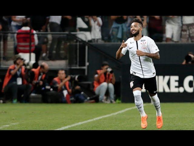 Gol de Clayson - Corinthians 2 x 0 Palmeiras - Narração de Nilson Cesar