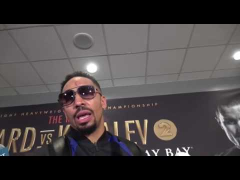 Andre Ward And Virgil Hunter Have Not Lost A Fight Since Ward Was 12 Years Old - EsNews Boxing