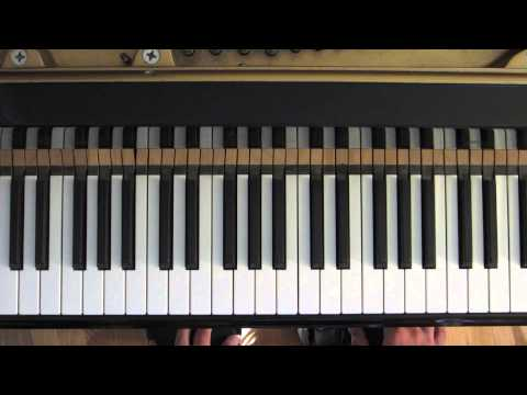 Piano piano chords improvisation : Chord Tone Improvisation - Exercise #6 - Practicing Other Cycles ...