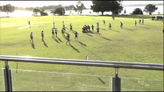 2015 Round 18 Tries vs Palmyra