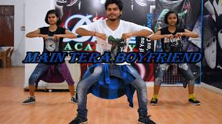Main Tera Boyfriend Song | Raabta | Hip-Hop Dance choreography | Vivek Sir