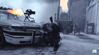 [E3 2015]  The Division  -  Gameplay