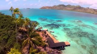 PROVIDENCIA ISLAND, CRAB CAY (Cayo Cangrejo), Colombia desde el Aire con Drone
