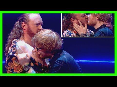 Naked ed sheeran Ed Sheeran: