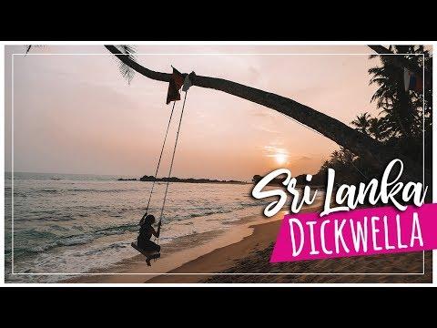 Dickwella Sri Lanka Vlog | Temple + Perfect Beach (NOT Hiriketiya!)