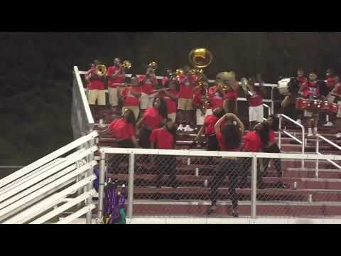 Mullins high school marching band vice versa