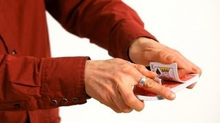How to Do the Mind Reading Card Trick   Magic Tricks